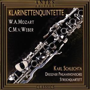 Karl Schlechta, Dresdner Philharmonisches Streichquartett アーティスト写真
