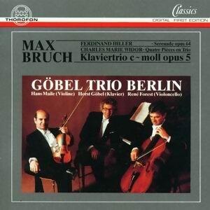 Göbel-Trio Berlin, Hans Maile, René Forest, Horst Göbel 歌手頭像