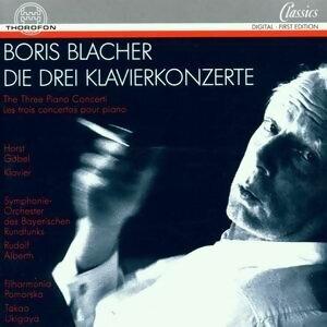 Symphonie-Orchester des Bayerischen Rundfunks, Horst Göbel, Philharmonica Pomorska, Rudolf Alberth, Takao Ukigayah 歌手頭像
