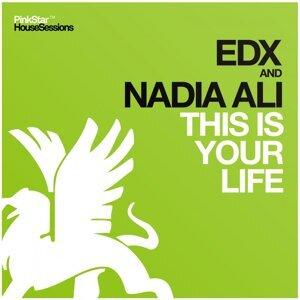 EDX & Nadia Ali 歌手頭像
