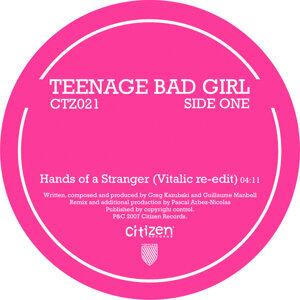 Teenage Bad Girl アーティスト写真