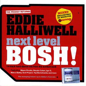Eddie Halliwell 歌手頭像