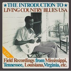 The Introduction To Living Country Blues USA 歌手頭像