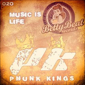 Phunk Kings 歌手頭像