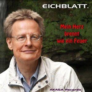 Eichblatt.