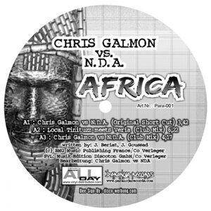 Chris Galmon vs N.D.A. 歌手頭像