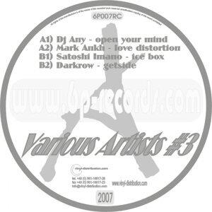 Dj Any, Darkrow, Mark Ankh & Satoshi Imano 歌手頭像