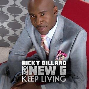 Ricky Dillard; New G 歌手頭像