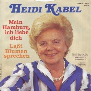 Heidi Kabel 歌手頭像