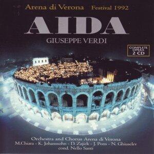 Orchestra & Chor ARENA DI VERONA 歌手頭像
