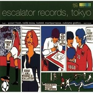 Escalator Records, Tokyo 歌手頭像