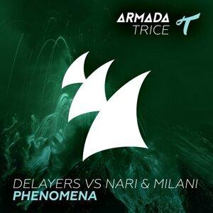 Delayers vs Nari & Milani