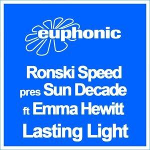Ronski Speed pres Sun Decade ft Emma Hewitt 歌手頭像