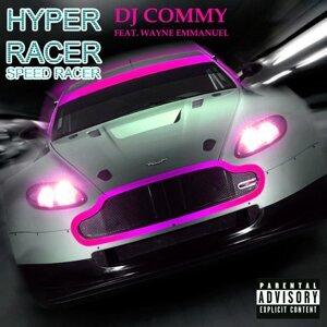 Dj Commy feat. Wayne Emmanuel 歌手頭像