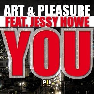 Art & Pleasure feat. Jessy Howe 歌手頭像