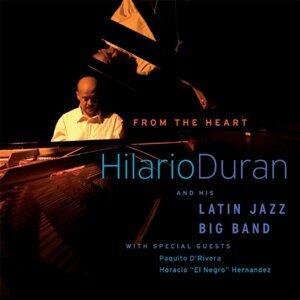 Hilario Duran and his Latin Jazz Big Band 歌手頭像