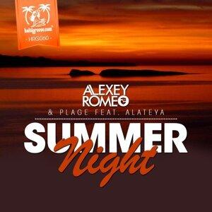 Alexey Romeo, Plage & Alateya 歌手頭像