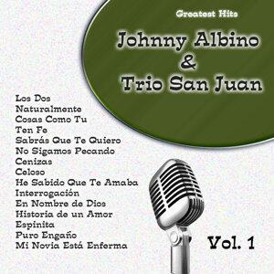 Johnny Albino, Trio San Juan 歌手頭像