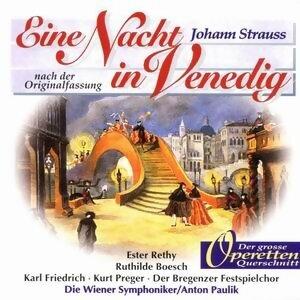 Ester Rethy, Ruthilde Boesch, Karl Friedrich, Kurt Preger, Bregenzer Festspielchor, Wiener Symphoniker, Anton Paulik アーティスト写真
