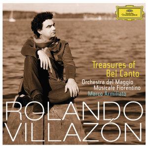 Rolando Villazón, Cecilia Bartoli, Orchestra del Maggio Musicale Fiorentino, Marco Armiliato 歌手頭像