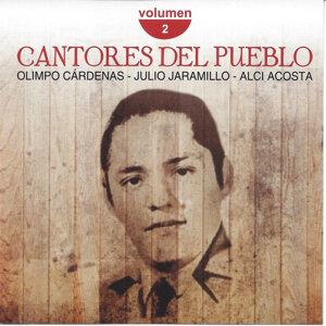 Olimpo Cárdenas, Julio Jaramillo, Alci Acosta 歌手頭像