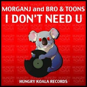 MorganJ, Bro & Toons 歌手頭像