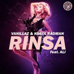 Vanillaz & Kosta Radman feat. Ali 歌手頭像
