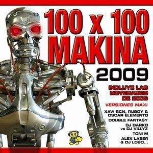 100 x 100 Makina 2009 歌手頭像