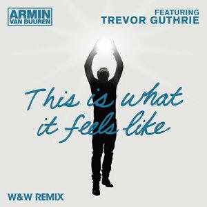 Armin van Buuren feat. Trevor Guthrie 歌手頭像