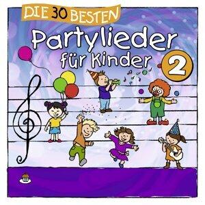 Simone Sommerland, Karsten Glück & die Kita-Frösche 歌手頭像