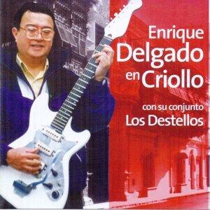 Enrique Delgado, Los Destellos 歌手頭像
