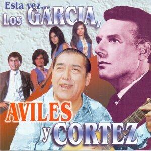 Los García, Oscar Áviles, Alejandro Cortéz 歌手頭像