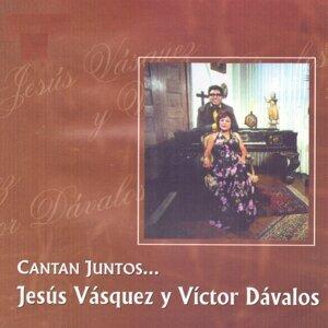 Jesús Vasquez, Victor Dávalos 歌手頭像
