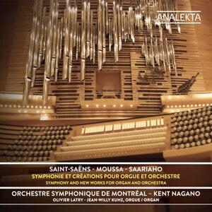 Orchestre Symphonique de Montréal, Kent Nagano, Olivier Latry 歌手頭像
