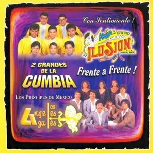 Aaron y Su Grupo Ilusión, Los Angeles Azules 歌手頭像