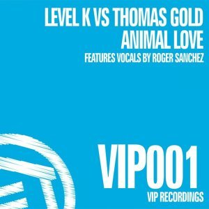 Level K vs Thomas Gold 歌手頭像