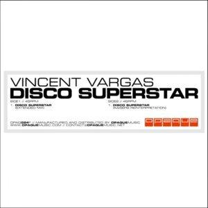 Vincent Vargas 歌手頭像