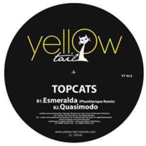 Topcats 歌手頭像