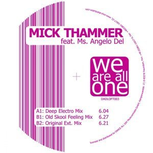 Mick Thammer feat. Ms. Angelo Del 歌手頭像