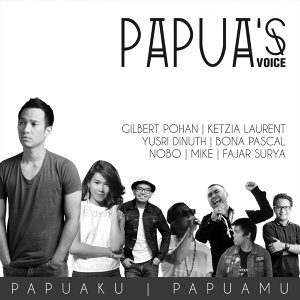 Papua's Voice 歌手頭像