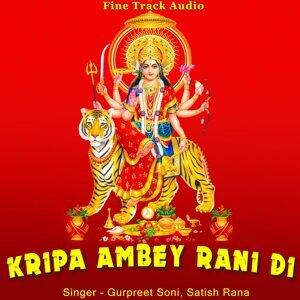 Gurpreet Soni, Satish Rana 歌手頭像