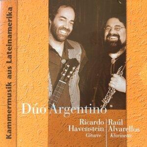 Ricardo Havenstein & Raúl Alvarellos アーティスト写真