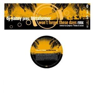 DJ Yanny Presents Terraformer 歌手頭像
