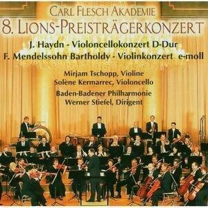 Baden-Badener Philharmonie, Mirjam Tschopp, Solene Kermarrec 歌手頭像