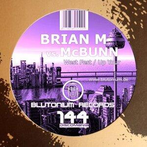 Brian M vs. McBunn 歌手頭像