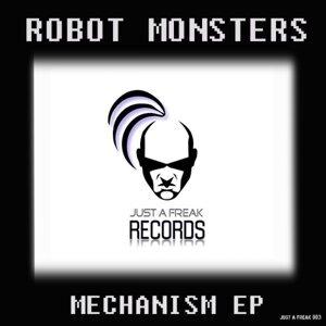 Robot Monsters 歌手頭像