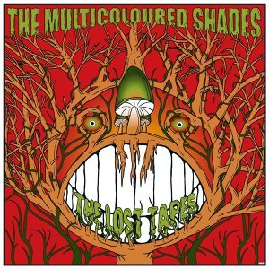 The Multicoloured Shades アーティスト写真