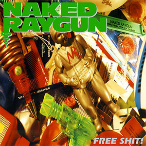 Naked Raygun 歌手頭像