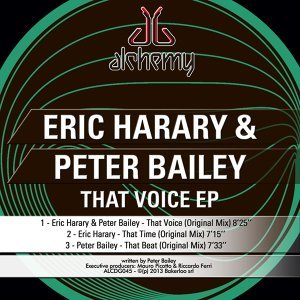 Eric Harary, Peter Bailey 歌手頭像