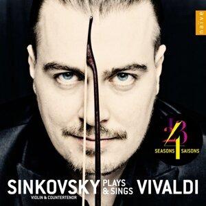 Dmitry Sinkovsky 歌手頭像